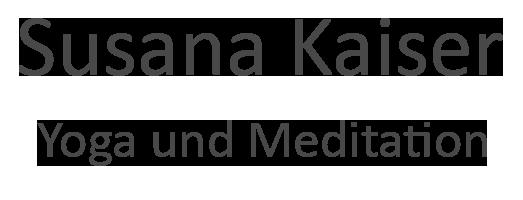 Susana Kaiser Fitness Logo